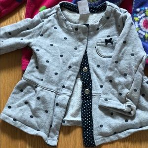 Carter's Shirts & Tops - Set of 4 ! 12 month long sleeve tops